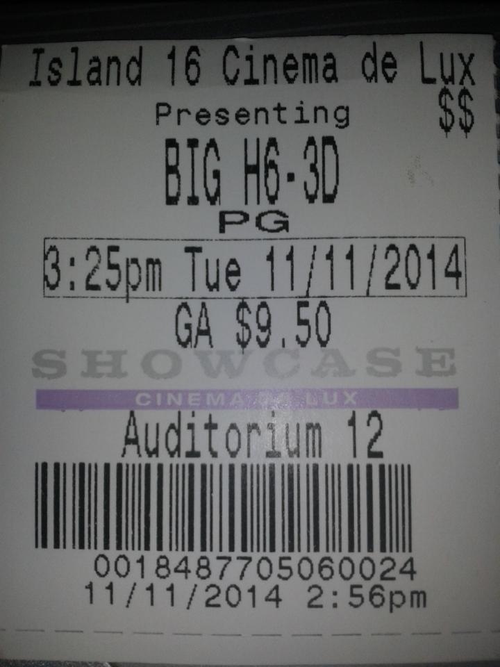 BH6 Ticket