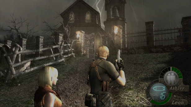 RE4 screenshot 3