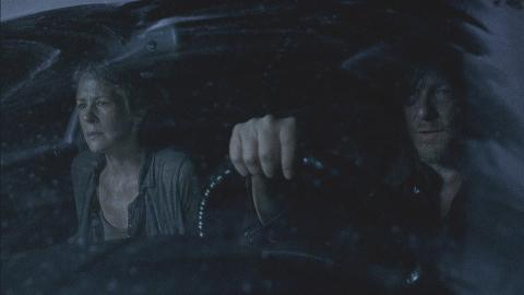 TWD 506 driving