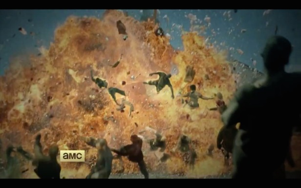 twd explosion