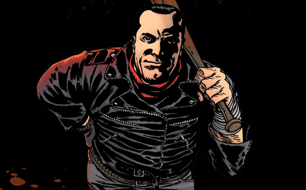 Negan from Comic Book - photo by moviepilot.com