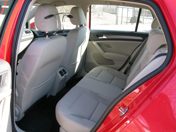 Check Back Seat